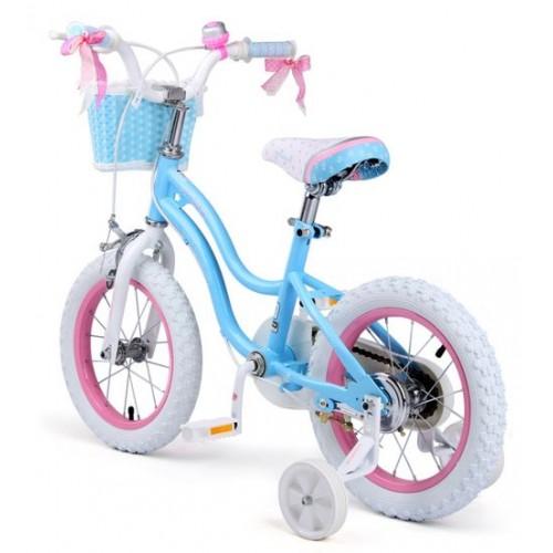 "Детский велосипед Royal Baby Stargirl Steel 16"""