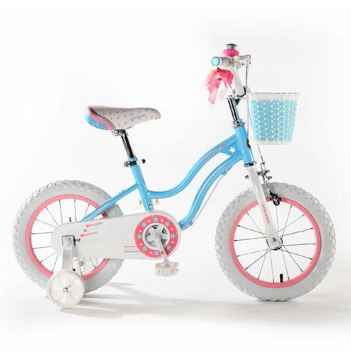 "Детский велосипед Royal Baby Stargirl Steel 12"""