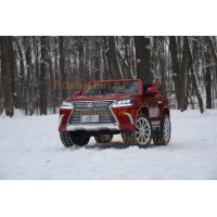 Детский электромобиль Lexus LX570 4WD MP4 - DK-LX570-MP4