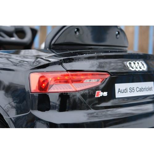 Детский электромобиль Audi S5 Cabriolet LUXURY 2.4G - HL258-LUX