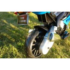 Детский электромобиль мотоцикл BMW S1000PR на аккумуляторе 12V - JT528