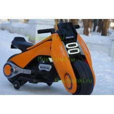 Детский электромотоцикл BMW Vision Next 100 - BQD-6188
