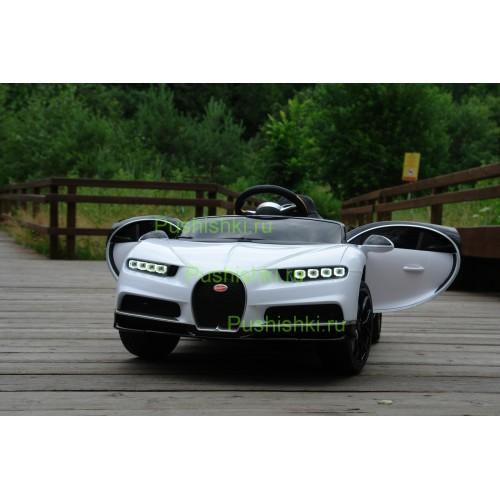 Детский электромобиль Bugatti Chiron 2.4G - HL318