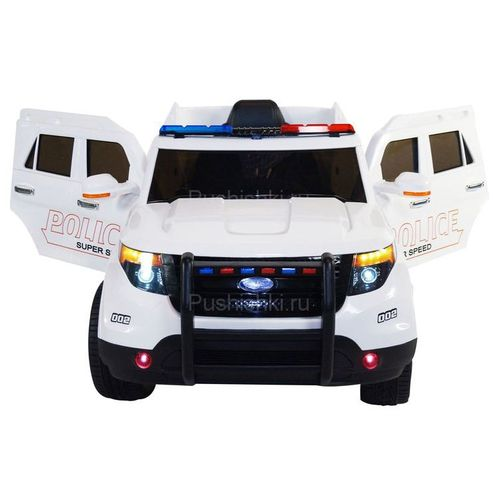 Детский электромобиль Ford Explorer Police 12V 2.4G - CH9935