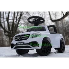 Детский электромобиль каталка Mercedes-AMG GLS63 + пульт управления - HL600-LUX