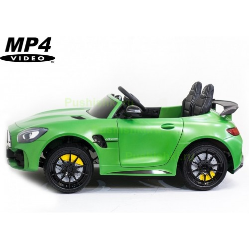 Детский электромобиль Harley Bella Mercedes-Benz GT R 4x4 MP4 - HL289 - 4WD