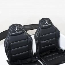 Детский электромобиль Harley Bella Mercedes-Benz GT R 4x4 MP3 - HL289 - 4WD