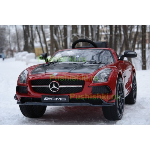 Детский электромобиль Mercedes-Benz SLS AMG Carbon Edition - SX128-S
