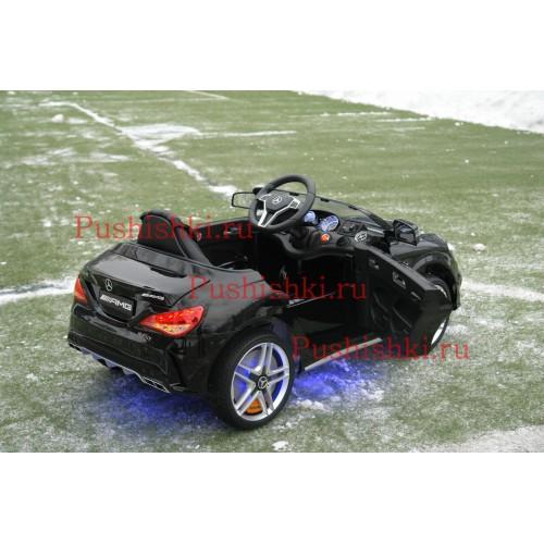 Детский электромобиль Mercedes CLA45 AMG LUXURY 12V 2.4G - SX1538-E