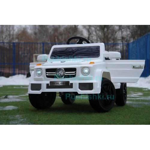 Детский электромобиль Mercedes G Style 12V - HL-1058