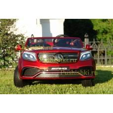 Детский электромобиль Mercedes Benz GLS63 LUXURY 4x4  2.4G - HL228-LUX