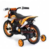 Детский кроссовый электромотоцикл Qike TD 6V - QK-3058