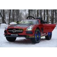 Детский электромобиль Mercedes-Benz SLS AMG Carbon Edition MP4 - SX128-S