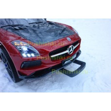Детский электромобиль Mercedes-Benz SLS AMG Carbon Edition MP4 - SX128-S