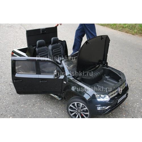 Детский электромобиль Volkswagen Amarok 4WD 2.4G - DMD-298