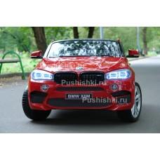 Детский электромобиль ToyLand  BMW X6 M JJ2168