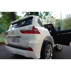 Детский электромобиль ToyLand Lexus LX570 полный привод