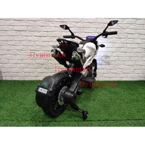 Детский электромотоцикл ToyLand Moto sport (DLS01)